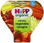 Hipp Organic Creamy Lasagne Tray Meal...