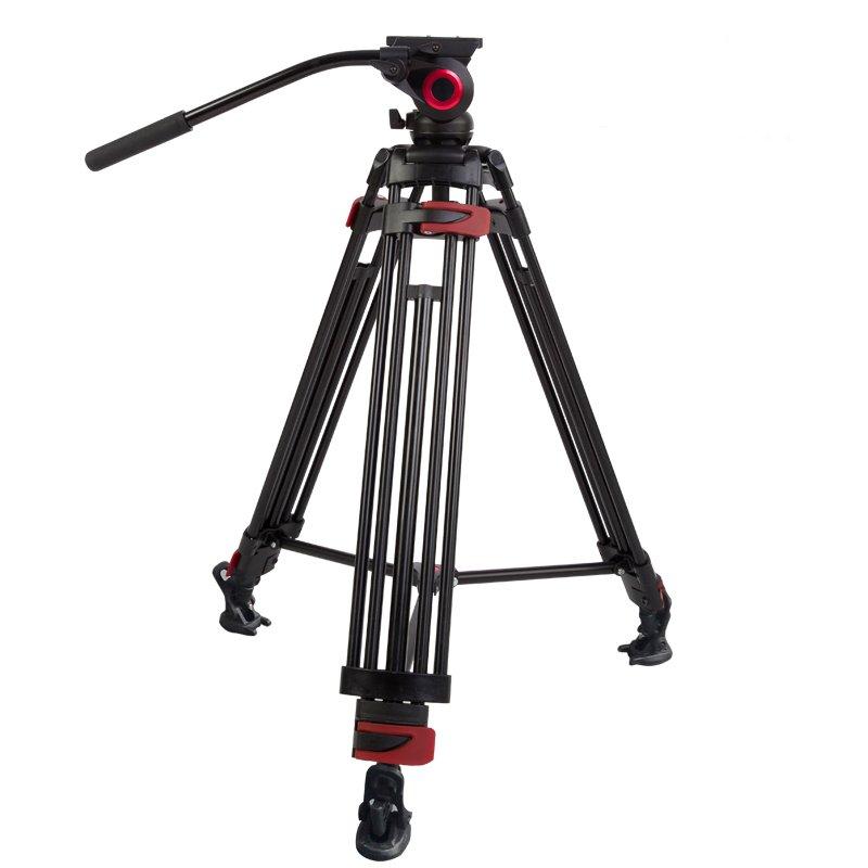 Miliboo mtt603 aアイアンタワー三脚with油圧ボールヘッドfor Professionalカメラ   B01EH1KBSI