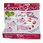 Kiddylicious   Raspberry Crispy Tiddl...