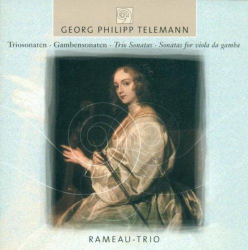 (Telemann, G.P.: Chamber Music (Rameau Trio))
