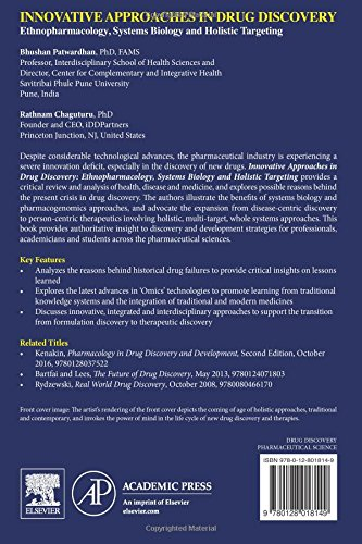 Buy Innovative Approaches in Drug Discovery: Ethnopharmacology