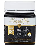 Happy Valley UMF 18+ Manuka Honey, 250g (8.8oz)