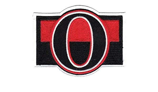 the best attitude 96313 5c8d9 Amazon.com : Ottawa Senators Jersey Shoulder Logo Patch ...