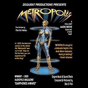 Metropolis Audiobook