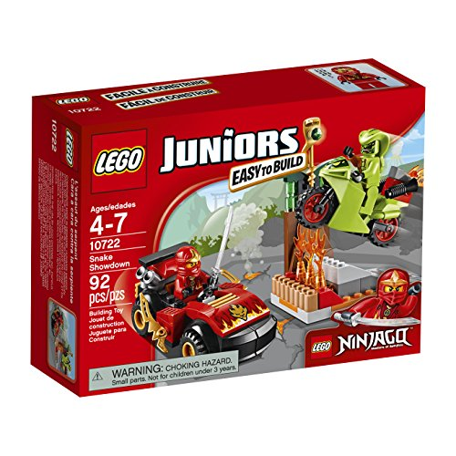 LEGO Juniors Ninjago Snake Showdown (10722)