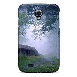 Galaxy S4 Case Cover Skin : Premium High Quality Cottage In The Woods Case by supermalls