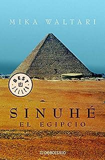 Sihuhe, el egipcio par Waltari
