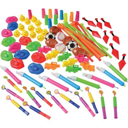 DollarItemDirect Novelty Whistle Assortment / 92-PC. Set , Sold by 3 Packs