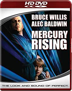 Mercury Rising [HD DVD] (Bilingual) [Import]