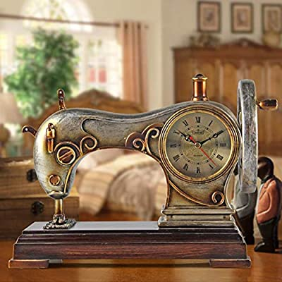 Li-lamp Reloj de Mesa, Reloj de Escritorio Europeo, Máquina de ...