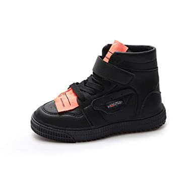 Baby Kids Boots Girl Boy Shoes Anti-Slip Rain Hiking Winter Stylish Sport Sneakers Casual