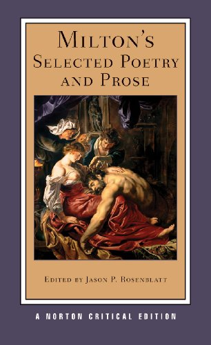 Milton's Selected Poetry+Prose