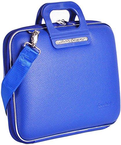 Bombata(ボンバーター) マルチビジネスバック PCバック Firenze 17インチ対応 イタリアデザイン ブルー FG0117-18 B01N5HAK61