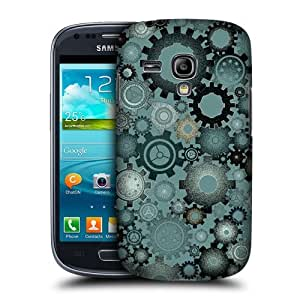 Mc-green Gear Pipes And Gear Case For Samsung Galaxy S3 Iii Mini I8190