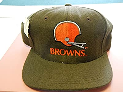 Cleveland Browns Adjustable Baseball Hat By Starter