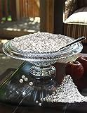 Incredible Edible Sugar Diamonds, 100 pieces