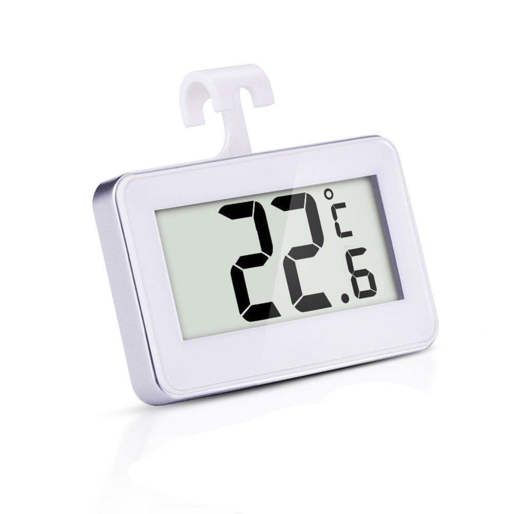 STLSTT Mini frigorífico termómetro - termómetro digital resistente ...