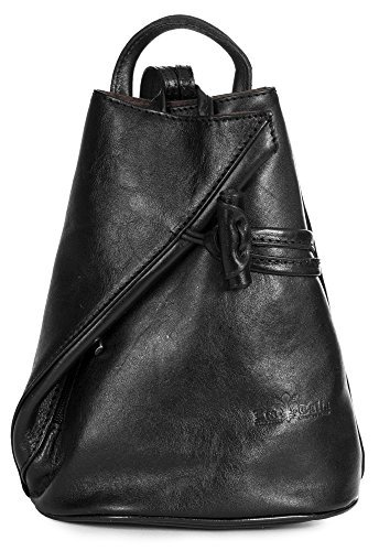 italian backpack purse - 9