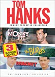 DVD : The Tom Hanks Comedy Favorites Collection (The Money Pit / The Burbs / Dragnet)