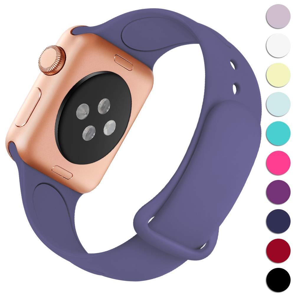 Malla Silicona para Apple Watch (42/44mm) HAVEDA [7QGT6DNR]