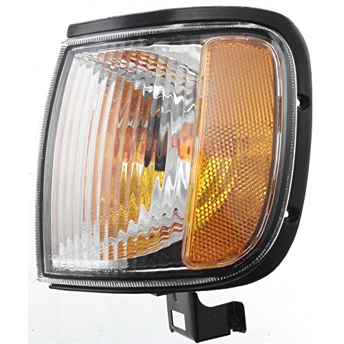 Corner Light compatible with Isuzu Rodeo 00-04 Corner Lamp LH Assembly Left Side