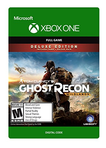 Tom Clancy's Ghost Recon Wildlands - Deluxe Edition - Xbox One Digital Code by Ubisoft