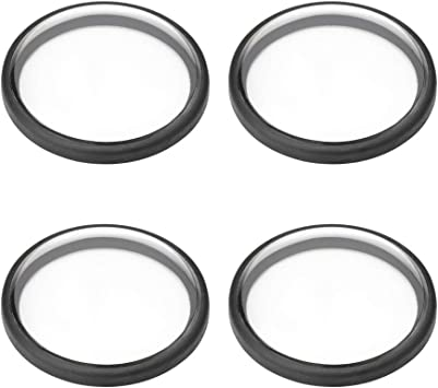 4 Packs Compatible with gopro max Protective Lens