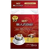 UCC 悠诗诗 滴滤式职人咖啡粉(醇香摩卡)(7g*8p) 56g(日本进口)