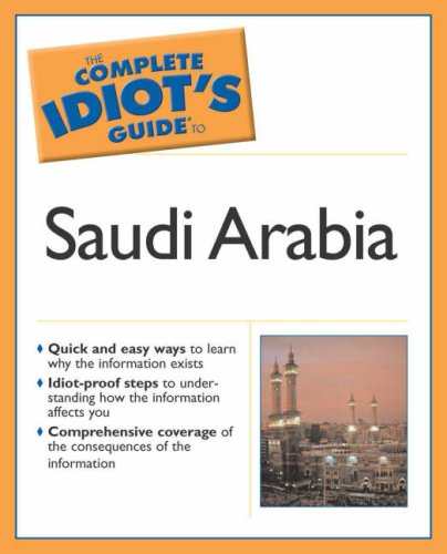 the complete idiot s guide to understanding saudi arabia colin rh amazon com Idiot S Guide to the Idiocy Idiot's Guide Logo