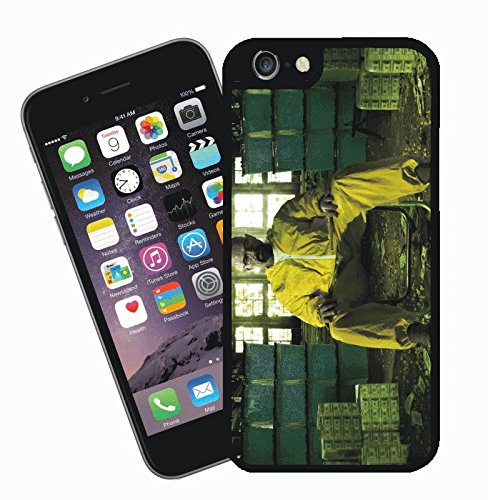 Breaking Bad design 1 - This cover will fit Apple model iPhone 7 (not 7 plus) - By Eclipse Gift Ideas