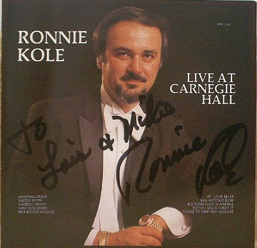 Live at Carnegie Hall by Kole / Louisiana Red