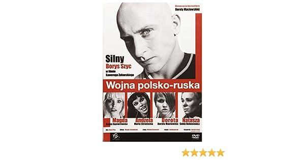 Amazon.com: Wojna Polsko-Ruska: Borys Szyc, Maria Strzelecka ...