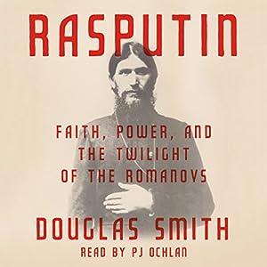 Rasputin Audiobook