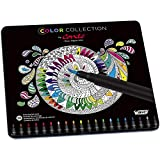 Conté Colouring Adult Colouring Felt Pens - Assorted colours, Box of 20