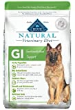 Blue Natural Veterinary Diet Canine Adult - GI (Gastrointestinal Support) w Chicken 6 lb by Blue Buffalo