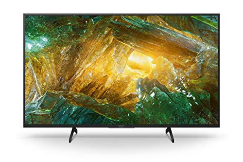 Sony KD-43XH8096 Bravia 108 cm (43 inch) televisie (Android TV, LED, 4K Ultra HD (UHD), High Dynamic Range (HDR), Smart…