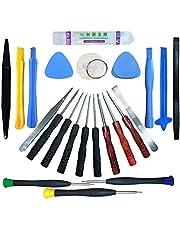 Surfplatta moderkort |MIC| Batteri | Reparationsverktygssats för Samsung Galaxy Tab S7/S7 Plus 12,5 tum surfplattans öppningsverktygssats reparera skruvmejslar set