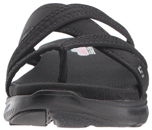Black Women's up Sport 0 Flex Skechers 2 Sandal Start Appeal Black zIRdHwIqY