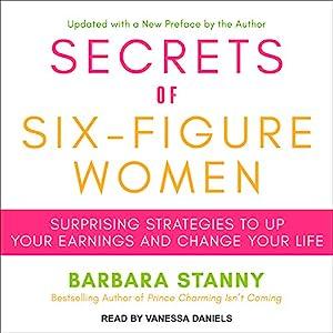 Secrets of Six-Figure Women Hörbuch