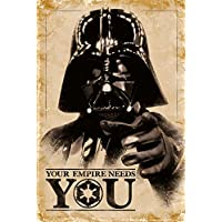 Maxi Poster Star Wars Your Empire Needs You
