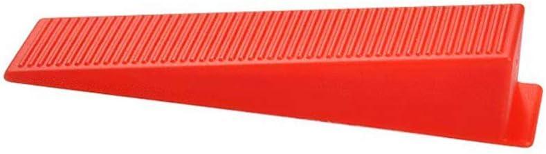 1.0mm Base m/ármol reutilizables 100 unidades. piedra juego de herramientas para nivelar baldosas de porcelana Sistema de nivelaci/ón de baldosas cer/ámica FZAY