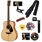 Yamaha FG800 Acoustic Guitar with Legacy Accessory Bundle, Many Choices