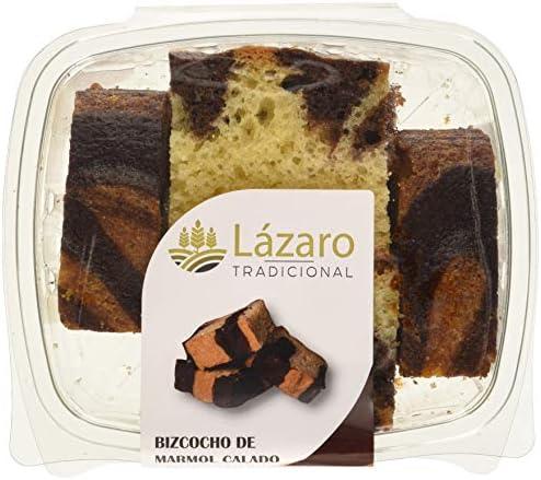 Lázaro Bizcocho Marmol Calado 350 g