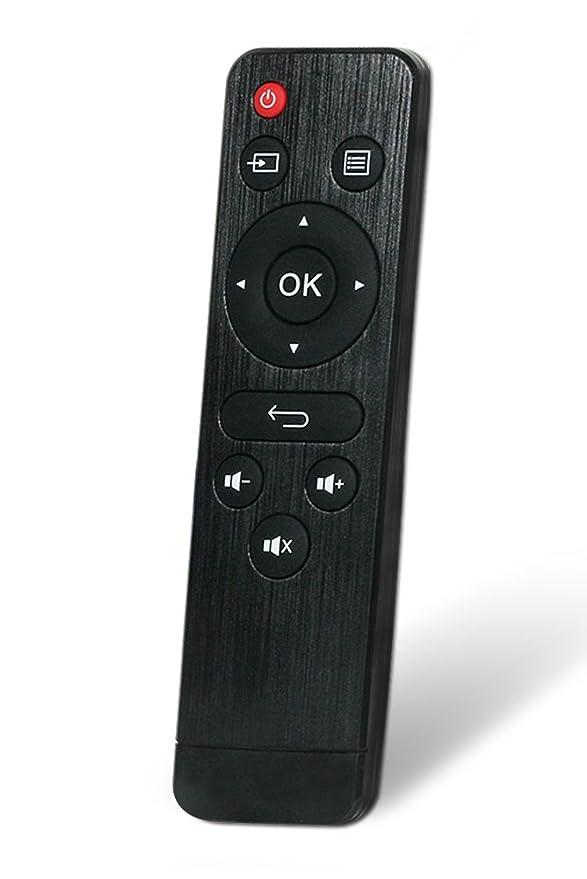 ELEPHAS Proyector mando a distancia ir2804 T20 negro: Amazon.es ...