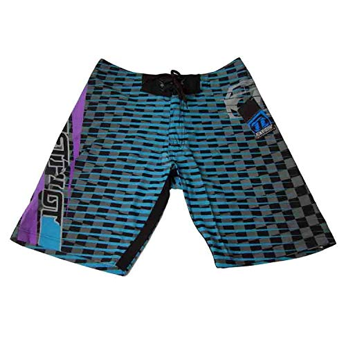 JetPilot New Mens Thrasher Boardshorts Swim Suit Trunks Size 32