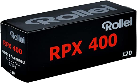 FREE POST Rollei Retro 400s 120-3 PACK