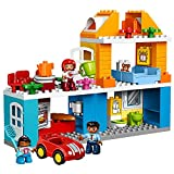 LEGO® DUPLO® Town Family House 10835 Toy for 3-Year-Olds