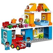 LEGO 6174424 DUPLO Town Family House 10835 Building Kit