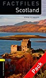 Oxford Bookworms Library Factfiles: Oxford Bookworms. Factfiles Stage 1: Scotland CD Pack