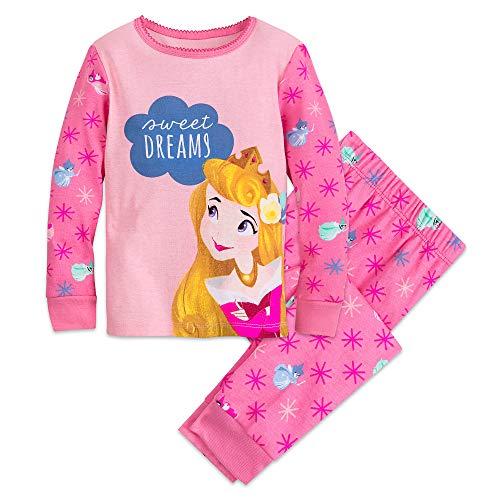 Disney Sleeping Beauty PJ PALS for Girls Size 5 Multi Disney Store Girls Pajamas
